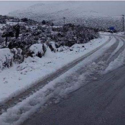 Η κατάσταση στο οδικό δίκτυο της   Κ. Μακεδονίας, Τρίτη 27 Φεβρουαρίου