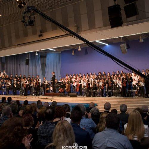 Μεγάλη επιτυχία σημείωσε η συναυλία της ΣΟΝΕ για τα παιδιά της Παιδοογκολογικής Μονάδας του ΑΧΕΠΑ