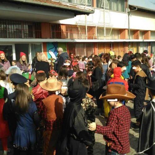Το έθιμο της Τσικνοπέμπτης στο 9ο Δημοτικό Σχολείο Βέροιας