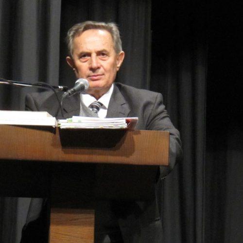 Ο Ομότιμος Καθηγητής Κ. Φωτιάδης για τον Ελληνισμό του Καυκάσου, μέσα από τη ματιά και τη δράση του Καζαντζάκη
