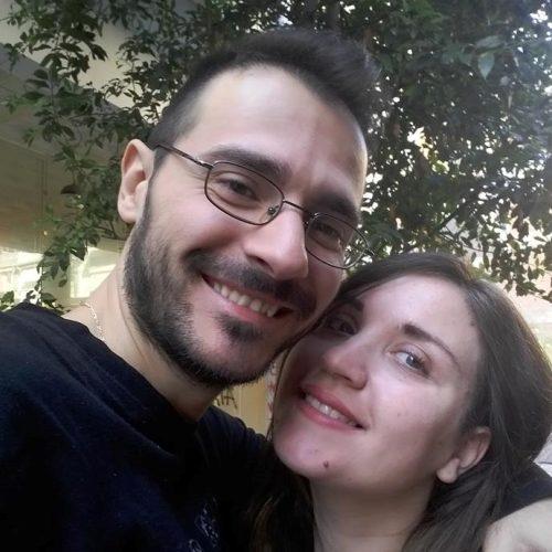 Ευχές των Αετών Βέροιας για το νέο μέλος της οικογένειας του Στέλιου Ουζούνη