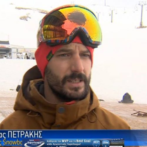 """Στους Χειμερινούς Παραολυμπιακούς Αγώνες αθλητής του """"Εν Σώματι Υγιεί"""" Βέροια! Πρώτη φορά αθλητής από την πόλη μας!"""