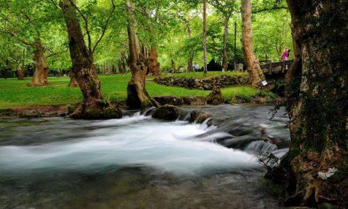 Π.Ε. Ημαθίας: Απαγόρευση αλιείας στους ποταμούς Τριπόταμο και Αράπιτσα