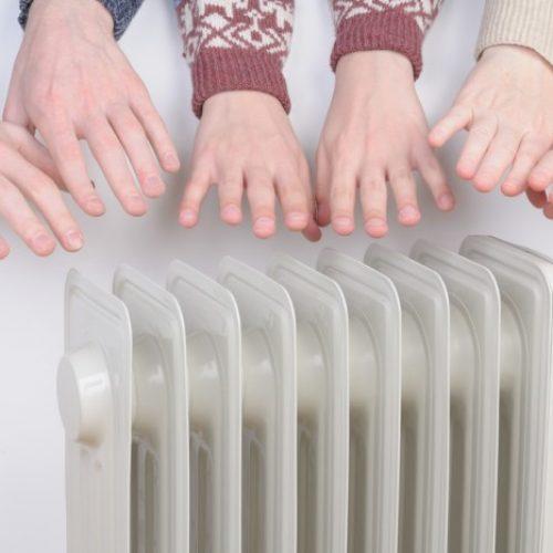 Θερμαινόμενος χώρος φιλοξενίας πολιτών στη Βέροια για προστασία από χαμηλές θερμοκρασίες