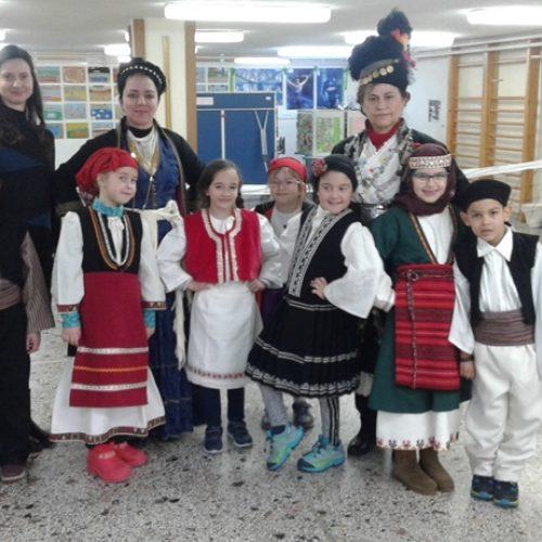 Το Λύκειο των Ελληνίδων Βέροιας στο 8ο Δημοτικό Σχολείο