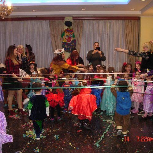 Η Παιδική Αποκριάτικη εκδήλωση του Ομίλου Προστασίας Παιδιού