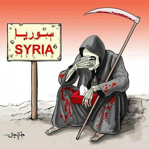 Μια εικόνα χίλιες λέξεις - Συρία...!