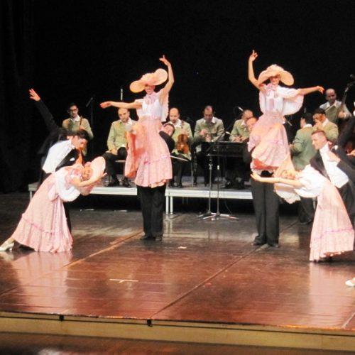 """""""Τα κύματα του Δουνάβεως"""" στη Βέροια. Υψηλή ποιότητα   από τα Μπαλέτα της Βουδαπέστης και την Ορχήστρα RAJKΟ"""