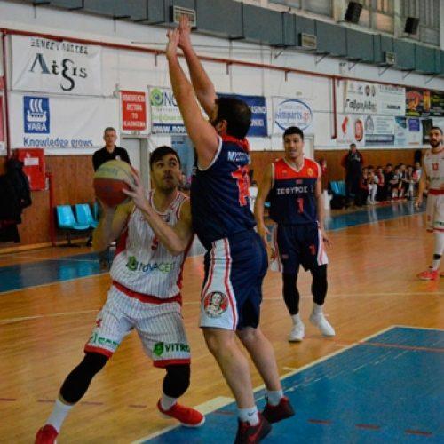 Μπάσκετ: Φίλιππος Βέροιας - Ζέφυρος (77-60)