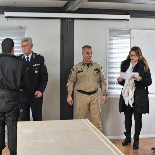 Με επιτυχία ολοκληρώθηκε εκπαίδευση  στελεχών της ΕΚΑΜ Βορείου Ελλάδος