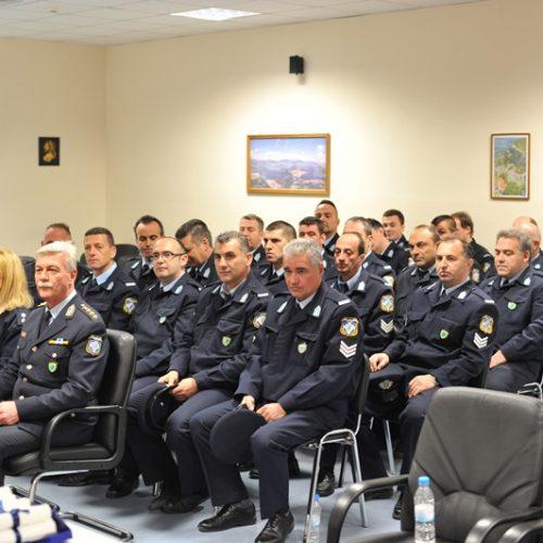 Εκπαιδευτικές δράσεις από τη Σχολή της Ελληνικής Αστυνομίας στη Βέροια