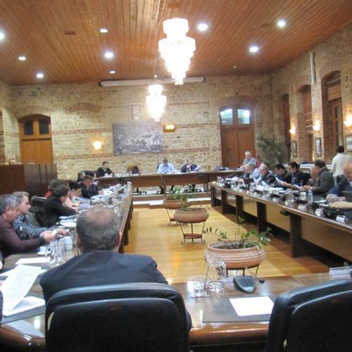 Συνεδριάζει το Δημοτικό Συμβούλιο Βέροιας, Δευτέρα 5 Φεβρουαρίου – Τα θέματα ημερήσιας διάταξης
