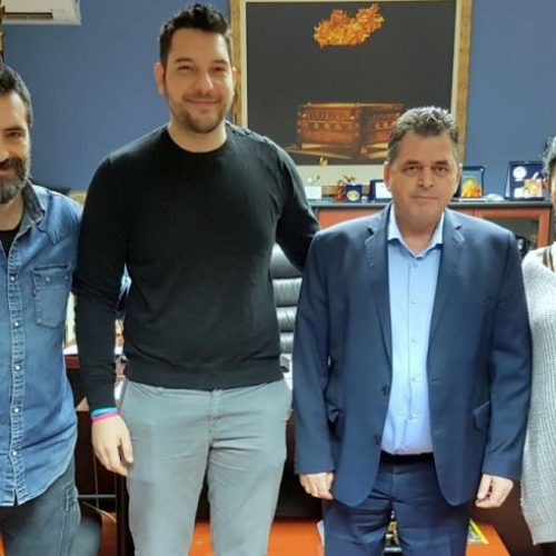 Συνάντηση του Αντιπεριφερειάρχη Ημαθίας με την Ένωση Καλλιτεχνών Φωτογράφων Κ-Δ Μακεδονίας
