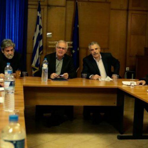 Η Πανελλαδική Επιτροπή  των Μπλόκων για τη συνάντηση  με τον Υπουργό Αγροτικής Ανάπτυξης