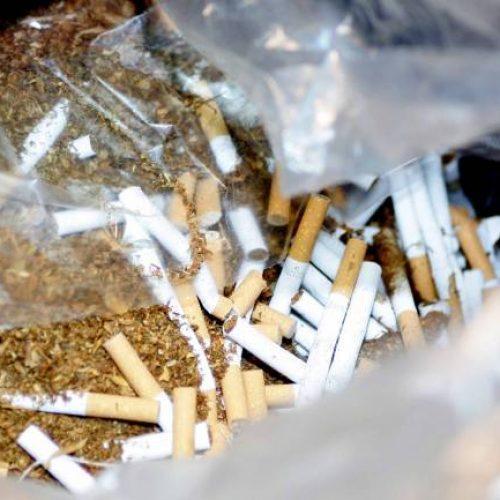 Συλλήψεις για λαθραία τσιγάρα και πετρέλαιο