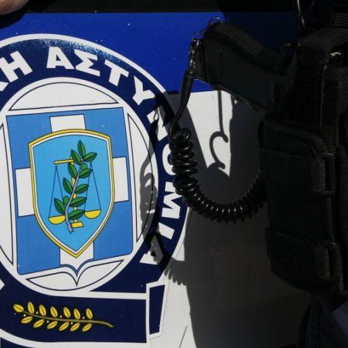 Συλλήψεις για κλοπή στη Βέροια