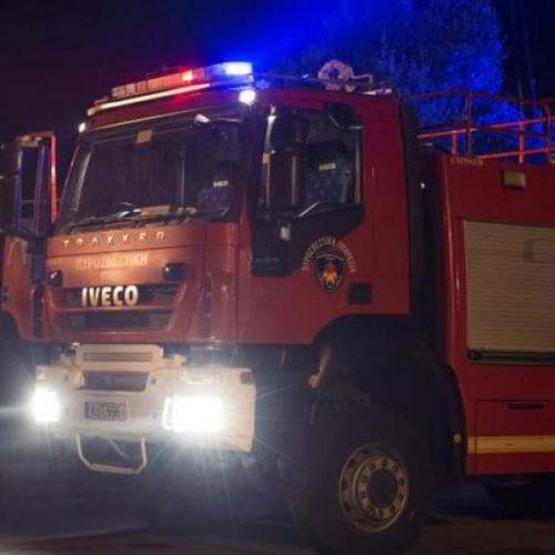 Νεκρή 82χρονη από πυρκαγιά στη Νάουσα