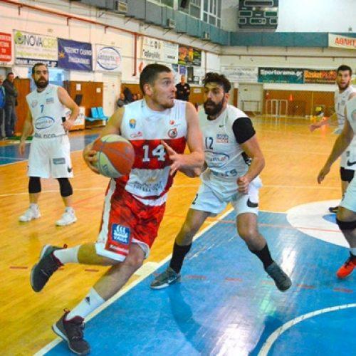 Μπάσκετ: Νίκησε ο Φίλιππος τον ΑΟΚ στο τοπικό ντέρμπι (83-56)