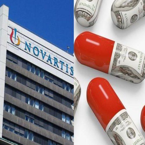 """""""Νovartis: Πουλάει θεραπεία για τη λευχαιμία 475.000 δολάρια. Τα έχεις;…"""" γράφει η Σοφία Χουδαλάκη"""