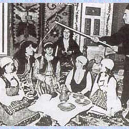 """Το έθιμο της """"Χάσκας"""" αναπαρέστησε το Λύκειο Ελληνίδων Βέροιας"""