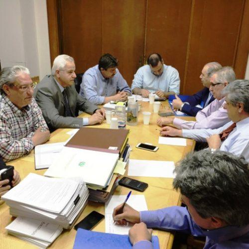 Συνάντηση του Πανελλήνιου Ιατρικού Συλλόγου με τον Υπουργό Υγείας
