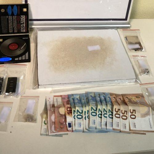 Συνελήφθησαν στη Βέροια τέσσερεις για  ηρωίνη