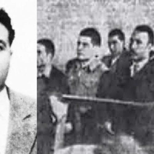 """""""Η εκτέλεση του πρωτομάρτυρα της ειρήνης Νίκου Νικηφορίδη"""" γράφει ο Ανδρέας Δενεζάκης"""