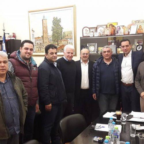 Ολοκληρώθηκαν οι διήμερες συναντήσεις του κυβερνητικού κλιμακίου με   φορείς  της Ημαθίας