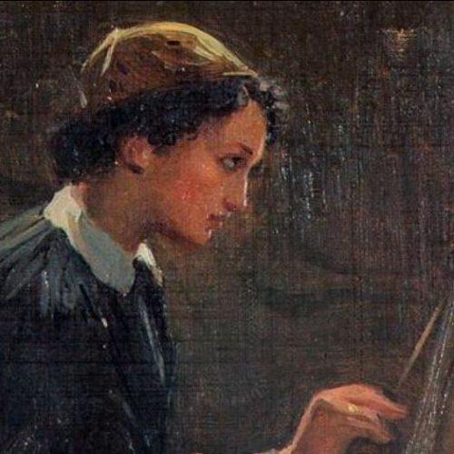 Ελένη Μπούκουρα – Αλταμούρα, η πρώτη ελληνίδα ζωγράφος που παραβίασε το καλλιτεχνικό άβατο της εποχής της
