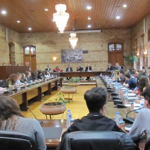 Συνεδρίασε το Δημοτικό Συμβούλιο Εφήβων στη Βέροια – Διαπιστώσεις και προτάσεις των μαθητών