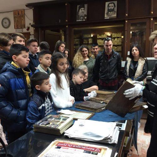Η Εύξεινος Λέσχη Χαρίεσσας στην Εθνική βιβλιοθήκη Αργυρουπόλεως