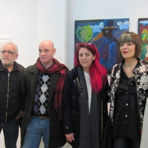 Τρεις εικαστικοί συναντιούνται στη Γκαλερί Παπατζίκου – Η αρμονία των αντιθέσεων