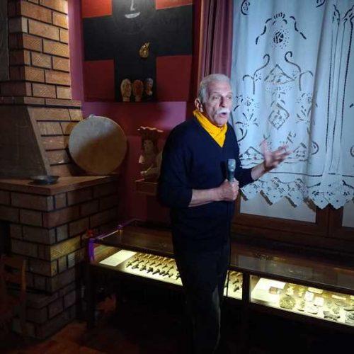 Το Εθνογραφικό Κέντρο Γιώργη Μελίκη  στην Pella TV