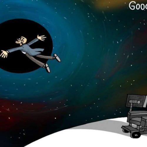"""Στίβεν Χόκινγκ: Ένας superman από τη Γη που """"έφυγε"""""""