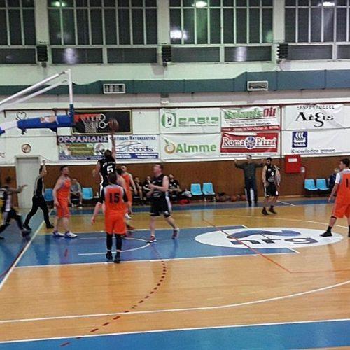 Μπάσκετ: Στο 18x18 οι Αετοί Βέροιας, 89-38 την Κούπα Κιλκίς