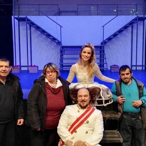 """Σε θεατρική παράσταση στη Θεσσαλονίκη """"Τα Παιδιά της Άνοιξης"""""""