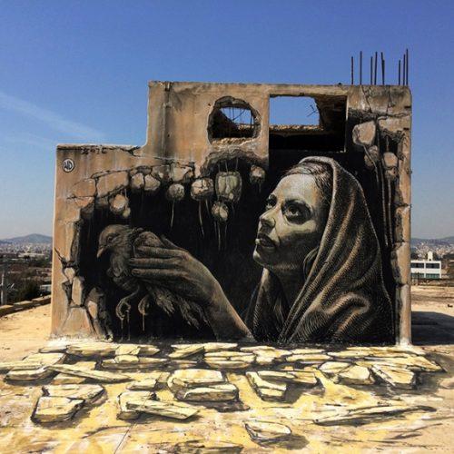 """""""Το φαινόμενο των graffiti σε δημοσίους χώρους:  τέχνη ή βανδαλισμός;"""" γράφει ο Νίκος Μαυροκεφαλίδης"""