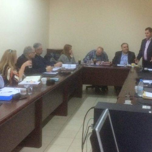 Π.Ε. Ημαθίας: Σύσκεψη με αντικείμενο την στοχοθεσία των υπηρεσιών για το νέο καθεστώς αδειοδότησης των επιχειρήσεων