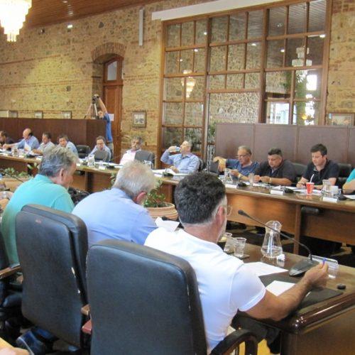 Συνεδριάζει το Δημοτικό Συμβούλιο Βέροιας με 38 θέματα στην ημερήσια διάταξη