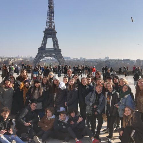 Καθηγητές του 3ου  ΓΕΛ Βέροιας στην Γαλλία
