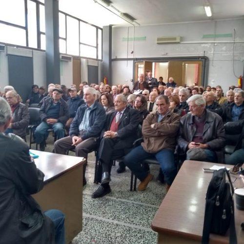 Πραγματοποιήθηκε σύσκεψη διοικητικών συμβουλίων   Σωματείων Συνταξιούχων στη Νάουσα
