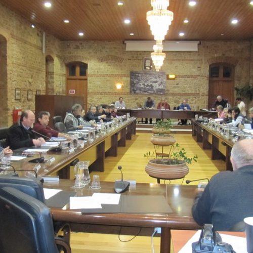 Συνεδριάζει το Δημοτικό Συμβούλιο Βέροιας, Δευτέρα 12 Μαρτίου – Τα θέματα ημερήσιας διάταξης