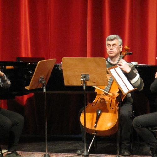 Ενδιαφέρουσα βραδιά  Haydn από το Δημοτικό Ωδείο Βέροιας στο Χώρο Τεχνών