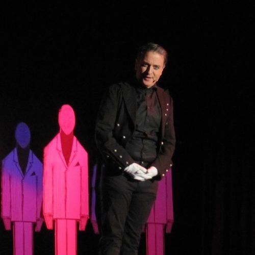 """Ενθουσίασε η πρώτη παράσταση της Εβδομάδας Θεάτρου της ΚΕΠΑ με """"Τα ραδίκια ανάποδα"""" του Γ. Γαλίτη"""