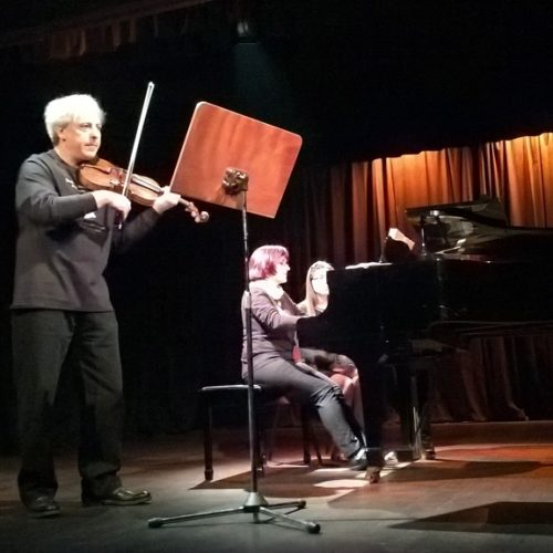 """Αυλαία για τις """"Εαρινές Συμφωνίες"""" με ανατρεπτικές σονάτες του Beethoven για βιολί και πιάνο. Μια ιδιαίτερη βραδιά"""
