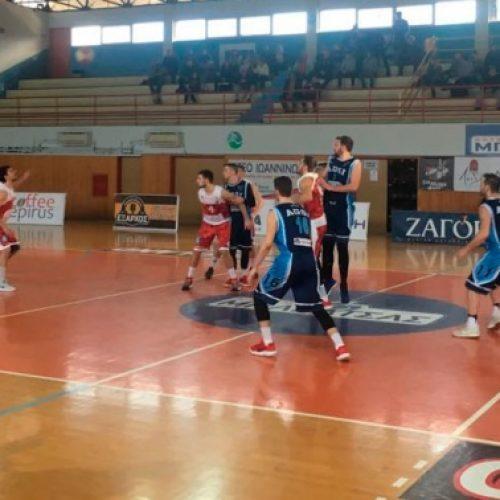 Μπάσκετ:    Νικητής ο Φίλιππος στα Γιάννενα   (87-63)