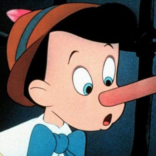 """""""Ψευταράκος, ψεύτης, ψευταράς"""" γράφει ο Στάθης"""