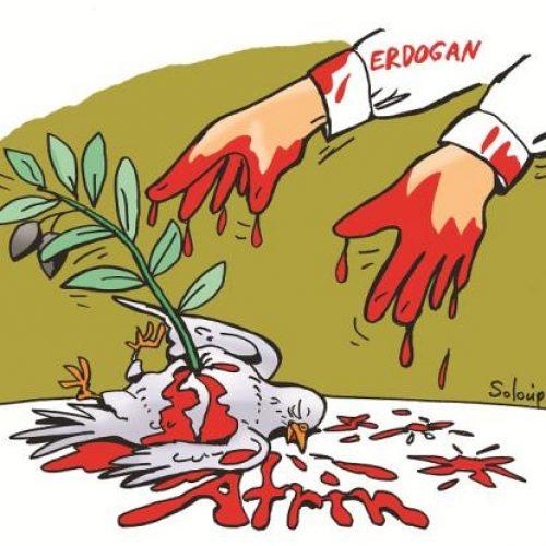 """""""Εφιαλτικό"""" δίλημμα - Δύσκολα βάζει στην Ελλάδα η απόπειρα Ερντογάν για δημιουργία τετελεσμένων"""