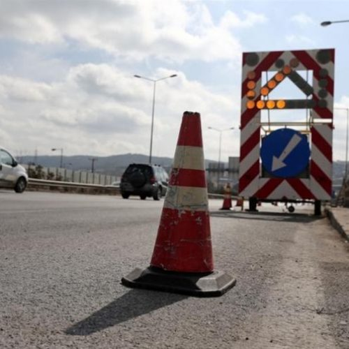 Κυκλοφοριακές ρυθμίσεις στη Νέα Εθνική Οδό Αθηνών - Θεσσαλονίκης στην Πιερία