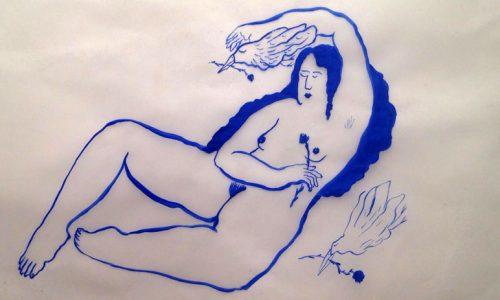 """""""Ελληνίδα Μάνα"""". Ατομική έκθεση της Αριάδνης Στροφύλλα"""